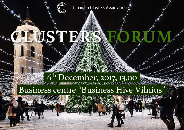 The Christmas Clusters Forum defines the vectors of development for the year 2018